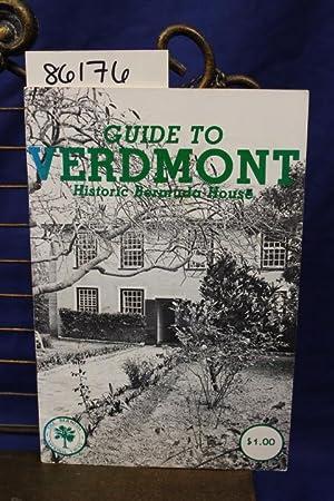 Verdmont Historic Bermuda House Museum: Bermuda National Trust
