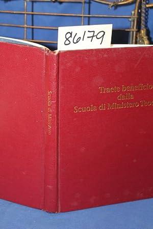traete beneficio dalla Scuola di Ministero Teocratico: tower bible and tract society of ...