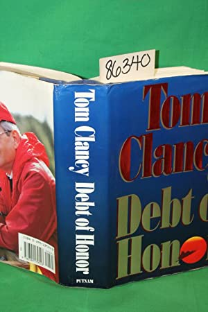 Debt of Honor: Clancy, Tom (Signed and inscribed by author)