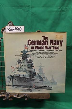 The German Navy in World War Two: Mallmann Showell, Jak