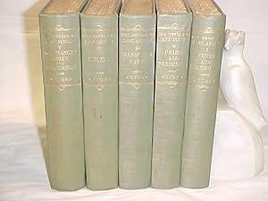 Novels of Jane Austen; Sense and Sensibility; Pride & Prejudice; Mansfield Park; Emma; ...
