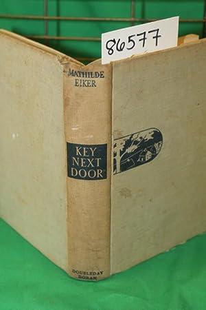 Key Next Door: Eiker, Mathilde