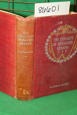 The Exploits of Brigadier Gerard: Doyle, A.Conan