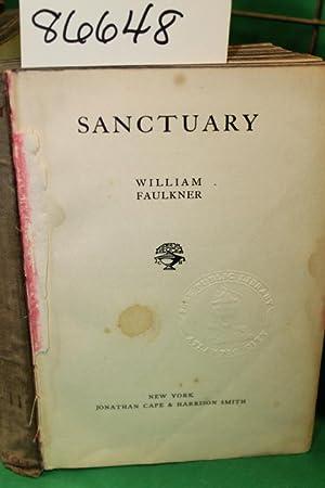 Sanctuary: Faulkner, William