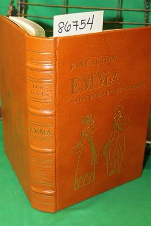 Emma leather: Austen, Jane