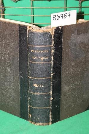 Peterson's Magazine 1882: Peterson's Magazine