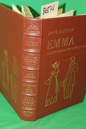 Emma leather: Austen, Jane and