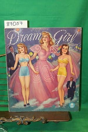 Dream Girl Paper Dolls: Merrill Company