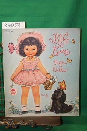 Big 'n' Easy Dolls 'n' Clothes paper dolls: Charlot