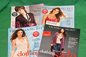 Victoria Secret Semi Annual Clothing Sale Catalog: Victoria Secret