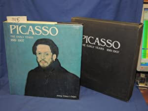 Picasso The Early Years 1881-1907: Fabre, Josep Palau i