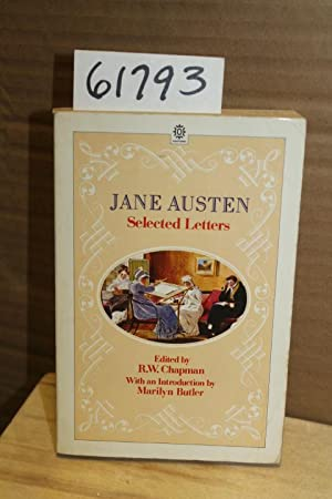 Jane Austen Selected Letters: Chapman, R.W.
