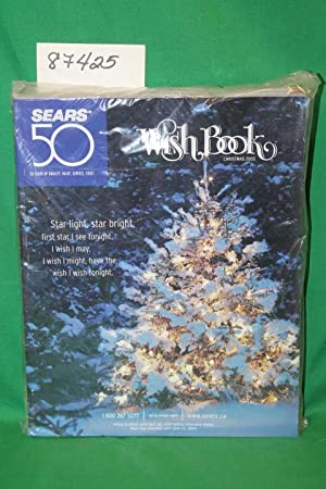 Sears Christmas Wish Book 2003 Canada Catalog: Sears Roebuck