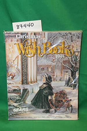 Sears Christmas Wish Book 1995 Canada Catalog: Sears Roebuck