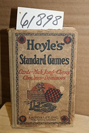 Hoyle's Standard Games; Cards-Mah Jong-Chess-Checkers-Dominoes: Hoyle's