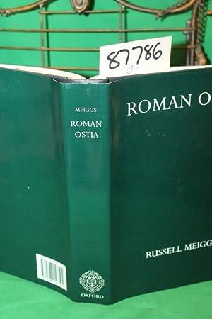 Roman Ostia: Meiggs, Russell