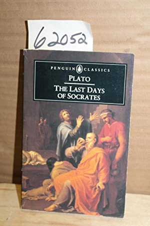Last Days of Socrates: Plato