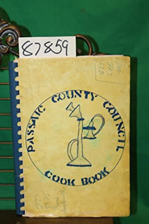 A book of favorite recipes: PASSAIC COUNTY COUNCIL OF P.T.A.