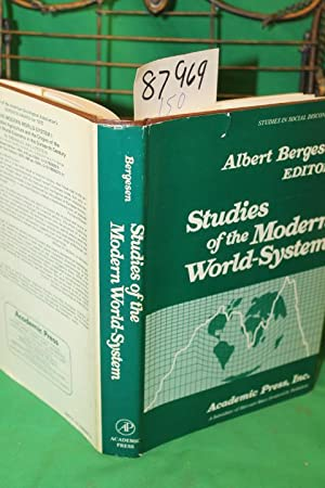 Studies of the Modern World-System: Bergesen, Albert