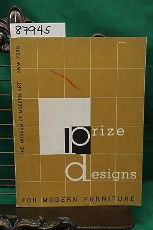 Prize Designs for Modern Furniture: Kaufmann, Edgar; Knorr,