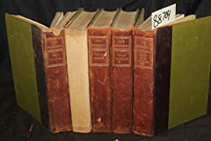 Les Miserables 5 Volume Set: Hugo, Victor