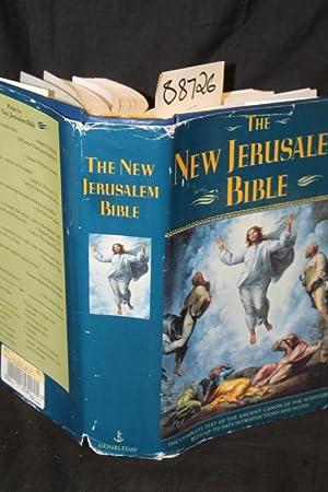 The New Jerusalem Bible: Jerusalem Bible