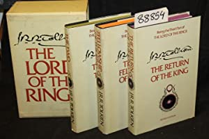 The Lord Of The Rings: Tolkein, J. R. R.