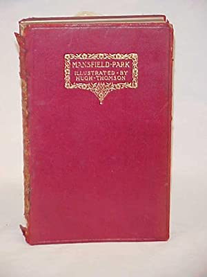 Mansfield Park 1902 leather: Austen, Jane HUGH THOMSON