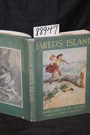 Jared's Island: Angeli, Marguerite De