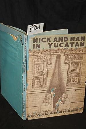 Nick and Nan in Yucatan: Crane, Alan re-number