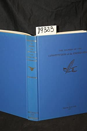 The Signers of the Constitution of the United States, volume seven: Cerza, Alphonse & Louis L. ...