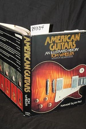 American Guitars An Illustrated History: Wheeler, Tom Presentation copy to B.B. King renumber 89334