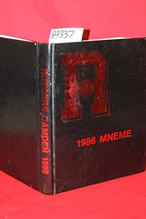 MNEME 1986 Rutgers (Yearbook): Rutgers University