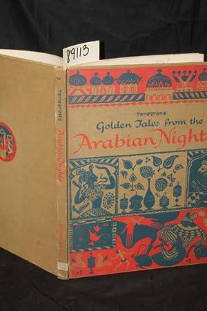 Golden Tales from the Arabian Nights: Soifer, Margaret & Shapiro, Irwin