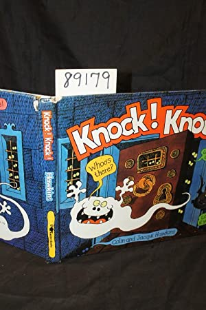 Knock! Knock!: Hawkins, Colin &