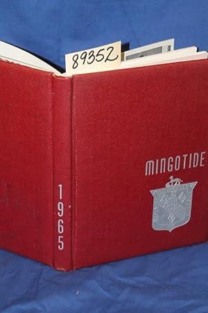 Mingotide Endicott Junior College, Silver AnniversaryYear 1964-1965: Enicott Junior College, ...