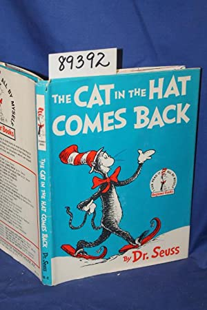 The Cat In The Hat comes Back: Dr. Suess