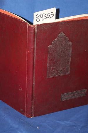 Altoona Pennsylavania Chimrock, Hollidaysburg 1934 Year book: Altoona Pennsylavania