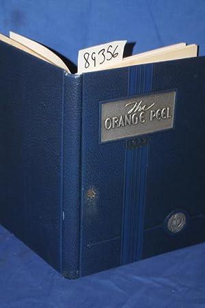 The Orange Peel 1937: Senioir Class of Orange High School