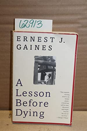 a lesson before dying by ernest j gaines pdf