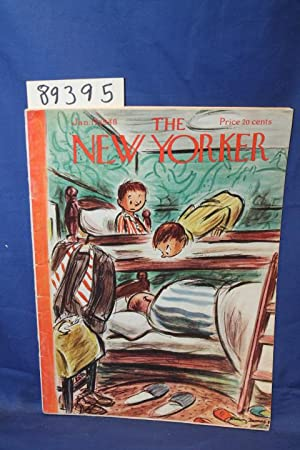 The New Yorker Jan. 17, 1948: New Yorker Magazine