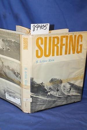 Surfing: Klein, H. Arthur