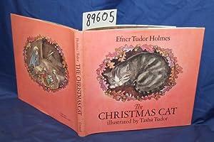 The Christmas Cat: Holmes, Efner Tudor