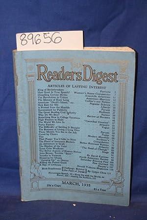 """Reader's Digest, John Brown: Terrible """"Saint"""" by David Karsner: Reader's Digest"""