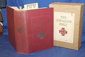 The Jerusalem Bible: Jones, Alexander