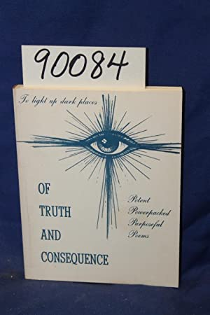 Of Truth and Consequence: Finch, Mary Roberts