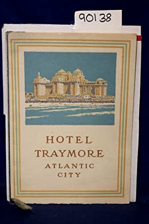 Hotel Traymore, Atlantic City Menu: Hotel Traymore, Atlantic City Menu