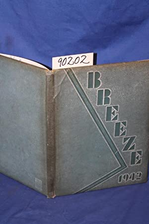 Breeze 1942 Yearbook, Pleasantville, NJ: Pleasantville High School