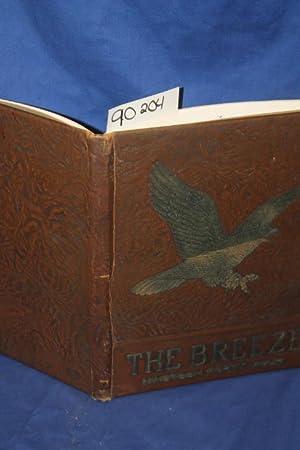 Breeze 1944 Yearbook, Pleasantville, NJ: Pleasantville High School