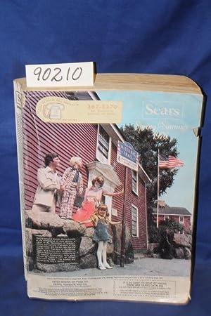 Sears Catalog, Spring & Summer 1976: Sears Roebuck